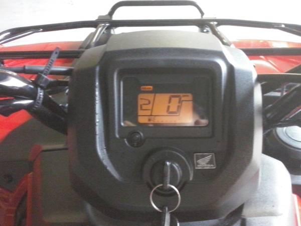 HONDA Four Trax 420, Foto 2