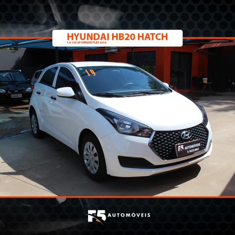 HYUNDAI HB 20 Hatch 1.0 12V 4P FLEX UNIQUE, Foto 2