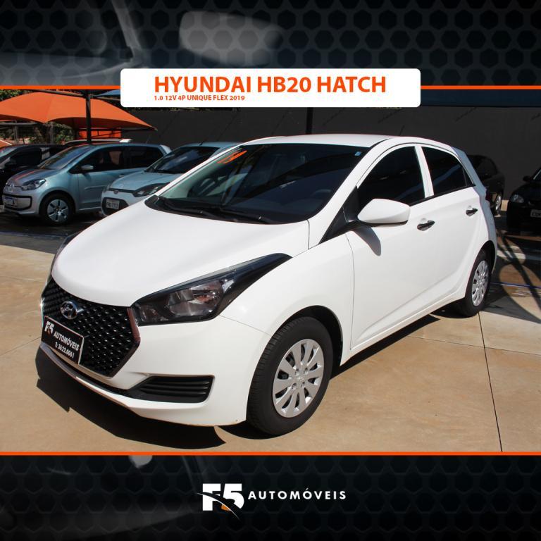 HYUNDAI HB 20 Hatch 1.0 12V 4P FLEX UNIQUE, Foto 4