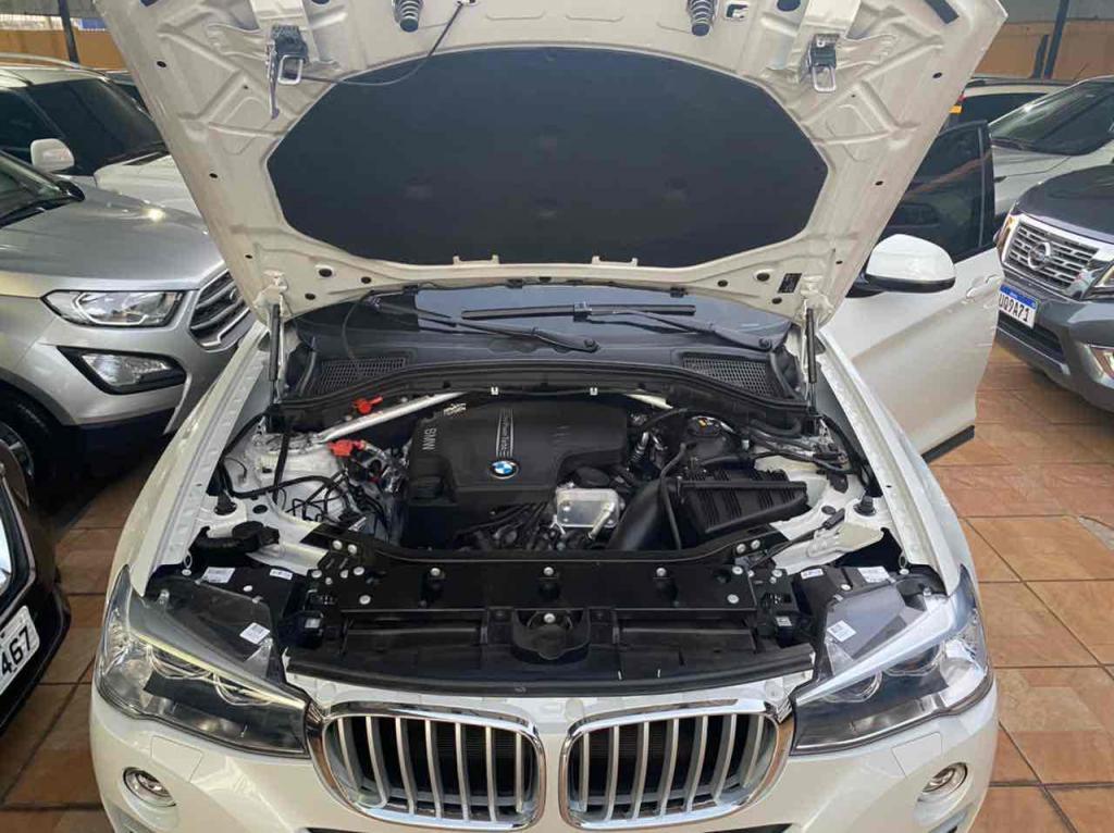 BMW X4 2.0 16V 4P 28I X LINE 4X4 TURBO AUTOMÁTICO, Foto 12