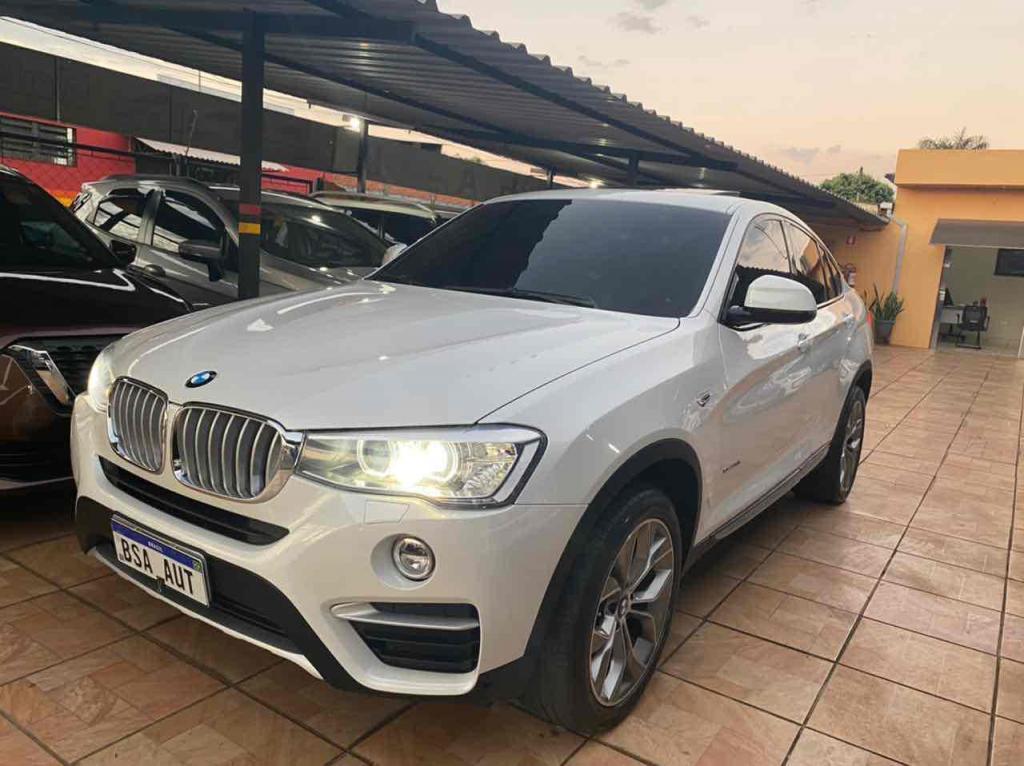 BMW X4 2.0 16V 4P 28I X LINE 4X4 TURBO AUTOMÁTICO, Foto 1