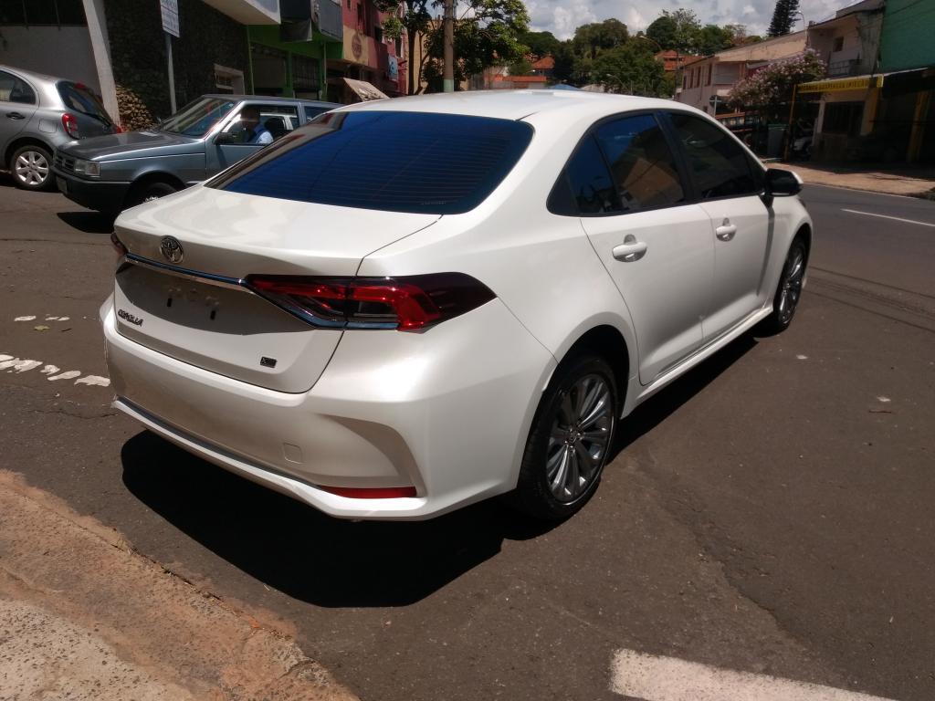 TOYOTA Corolla 2.0 16V 4P FLEX GLI DIRECT SHIFT AUTOMÁTICO CVT, Foto 6