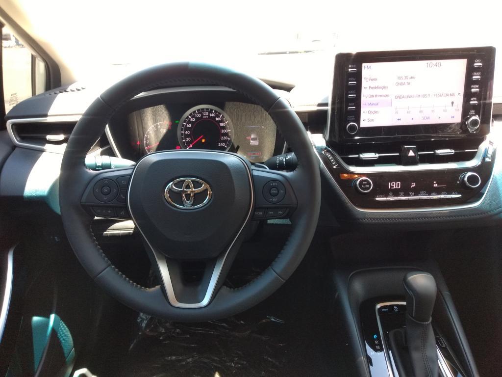 TOYOTA Corolla 2.0 16V 4P FLEX GLI DIRECT SHIFT AUTOMÁTICO CVT, Foto 5