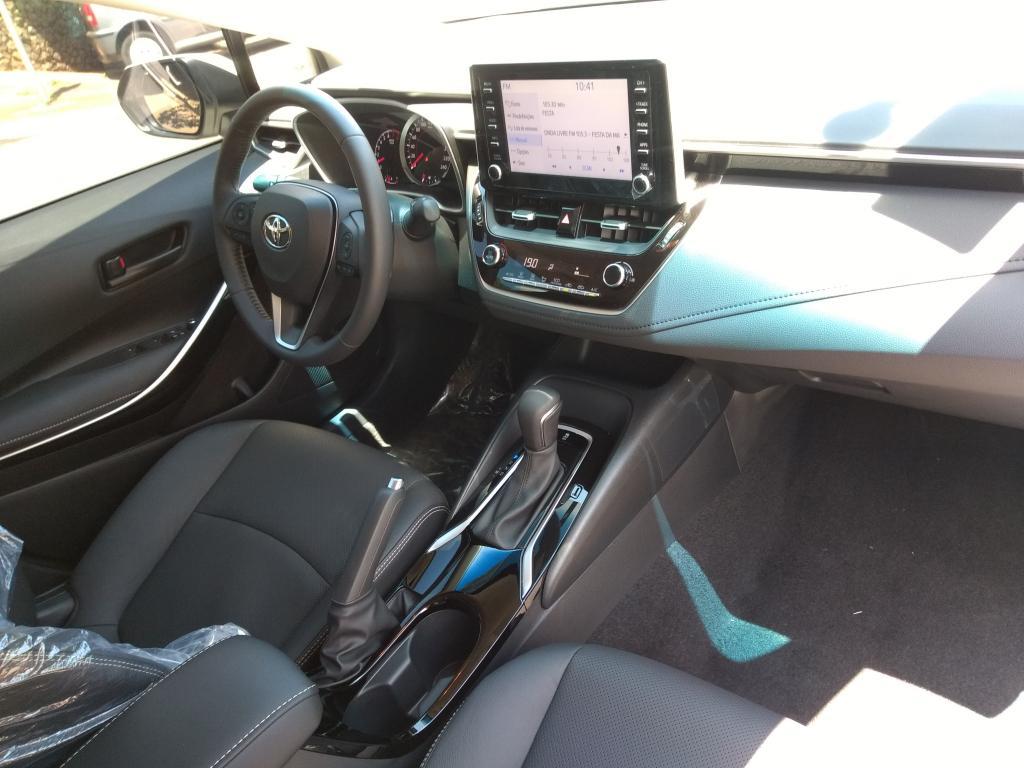 TOYOTA Corolla 2.0 16V 4P FLEX GLI DIRECT SHIFT AUTOMÁTICO CVT, Foto 3
