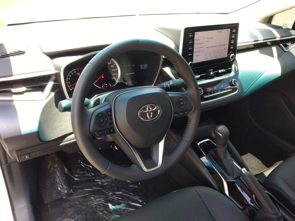TOYOTA Corolla 2.0 16V 4P FLEX GLI DIRECT SHIFT AUTOMÁTICO CVT, Foto 4