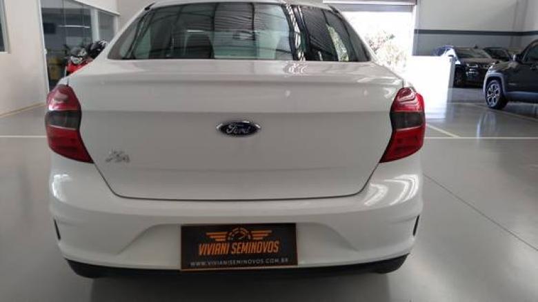 FORD Ka Hatch 1.0 12V 4P TI-VCT SE FLEX, Foto 11