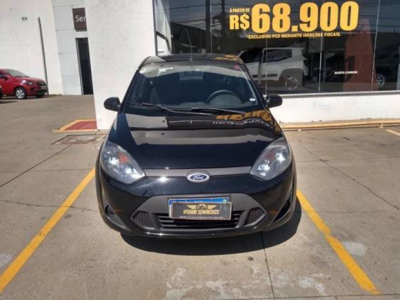 FORD Fiesta Sedan 1.0 4P, Foto 1