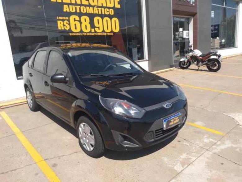 FORD Fiesta Sedan 1.0 4P, Foto 10