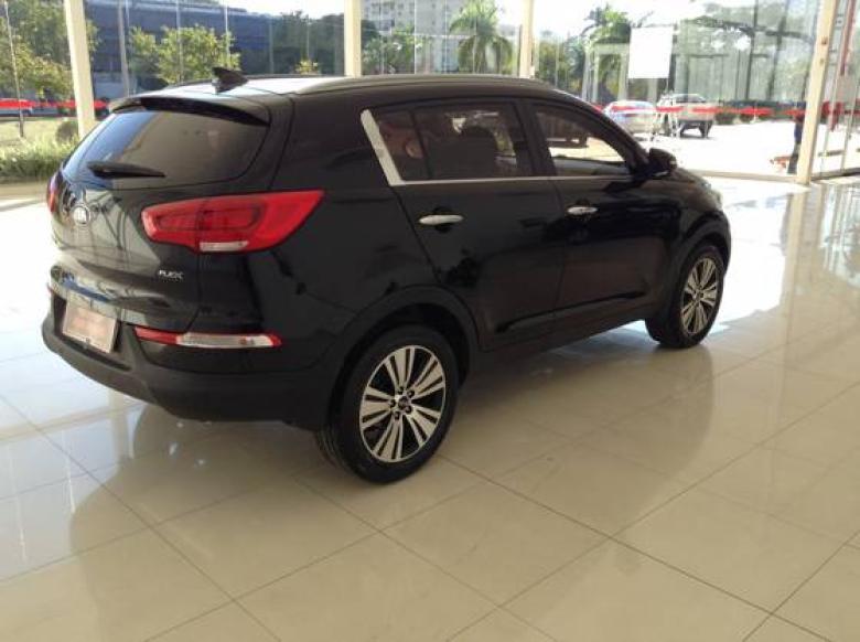 KIA Sportage 2.0 16V 4P EX 4X4 FLEX AUTOMÁTICO, Foto 6