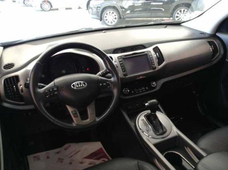 KIA Sportage 2.0 16V 4P EX 4X4 FLEX AUTOMÁTICO, Foto 7