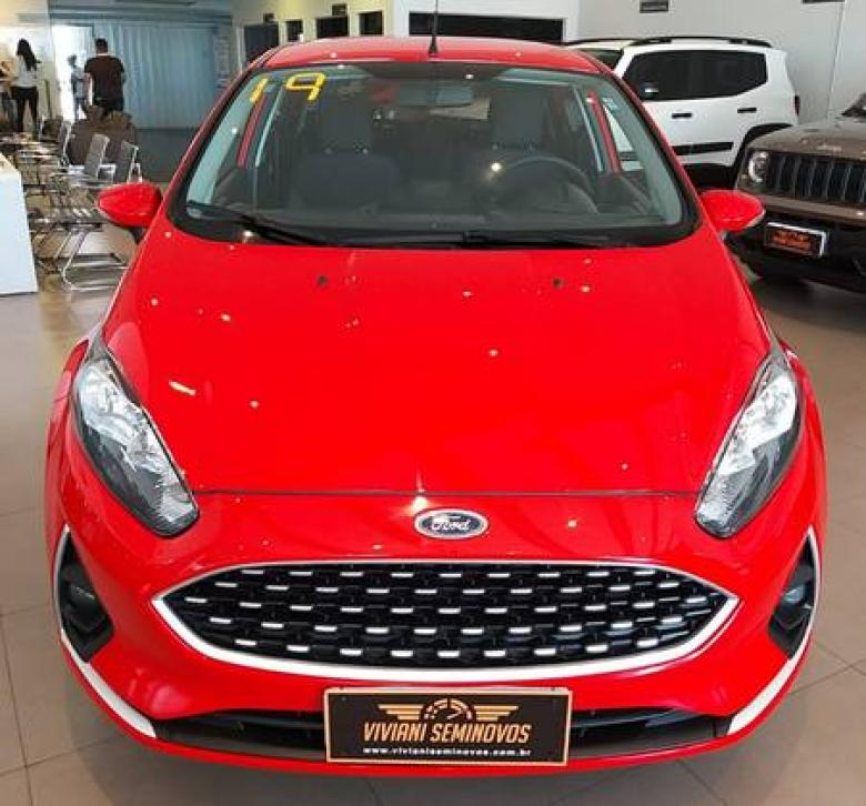 FORD Fiesta Hatch 1.6 16V 4P SEL FLEX, Foto 1