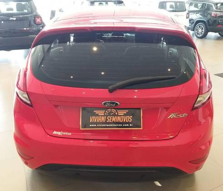 FORD Fiesta Hatch 1.6 16V 4P SEL FLEX, Foto 4