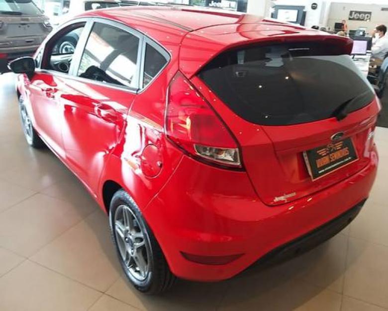 FORD Fiesta Hatch 1.6 16V 4P SEL FLEX, Foto 10