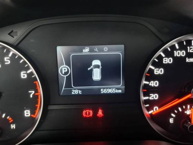 KIA Sportage 2.0 16V 4P EX 4X4 FLEX AUTOMÁTICO, Foto 9