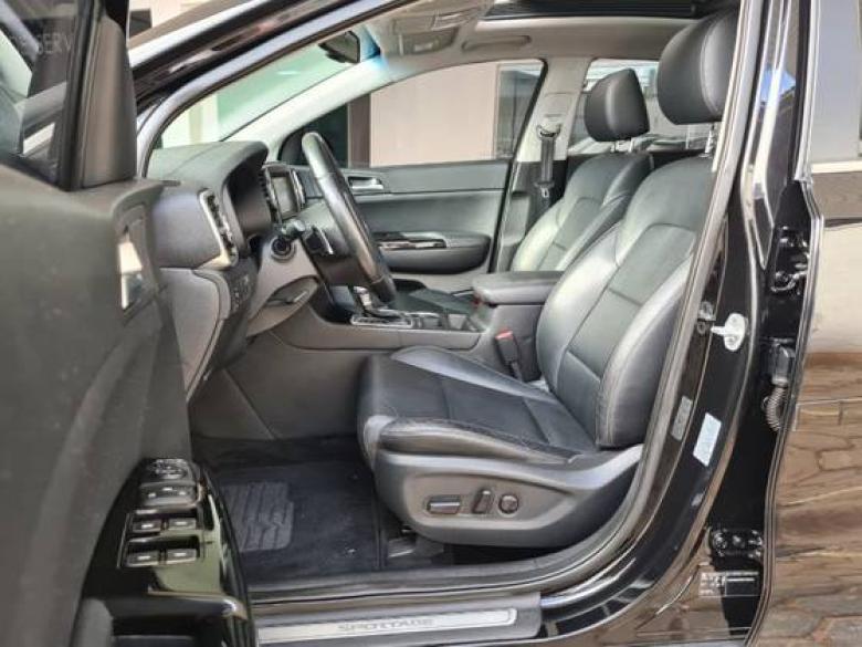 KIA Sportage 2.0 16V 4P EX 4X4 FLEX AUTOMÁTICO, Foto 2