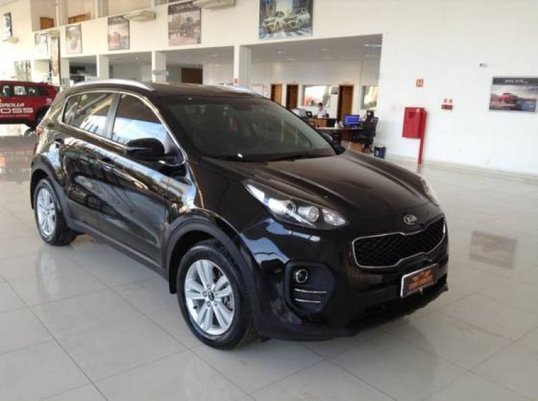 KIA Sportage 2.0 16V 4P LX FLEX AUTOMÁTICO, Foto 2