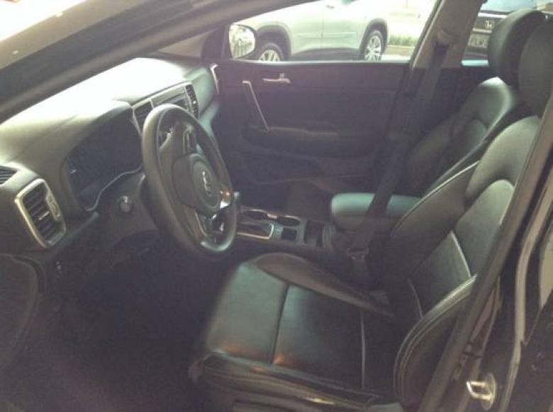 KIA Sportage 2.0 16V 4P LX FLEX AUTOMÁTICO, Foto 8