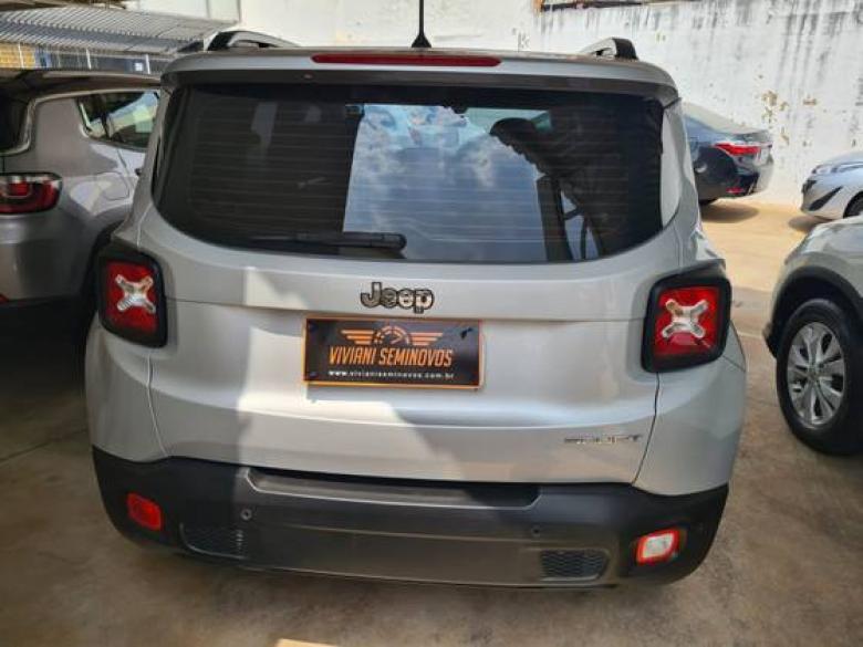 JEEP Renegade 1.8 16V 4P FLEX SPORT AUTOMÁTICO, Foto 7