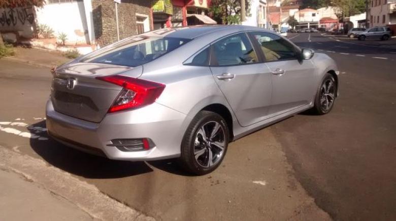 HONDA Civic 1.8 16V 4P LX AUTOMÁTICO, Foto 4
