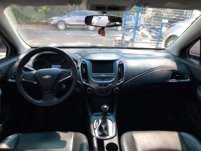 CHEVROLET Cruze Hatch 1.4 16V 4P LT SPORT6 TURBO FLEX AUTOMÁTICO, Foto 6