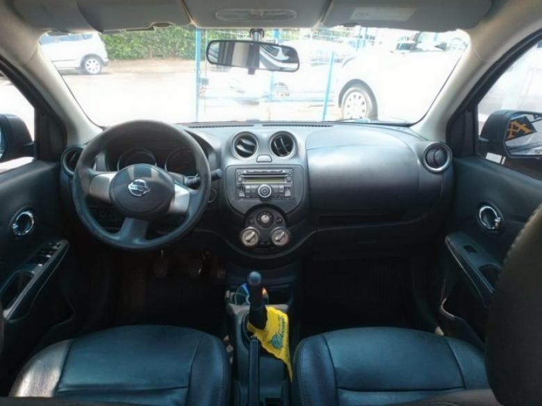 NISSAN Versa Sedan 1.6 16V 4P FLEX SL, Foto 6