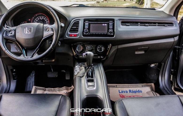 HONDA HR-V 1.8 16V 4P EX FLEX AUTOMÁTICO CVT, Foto 8