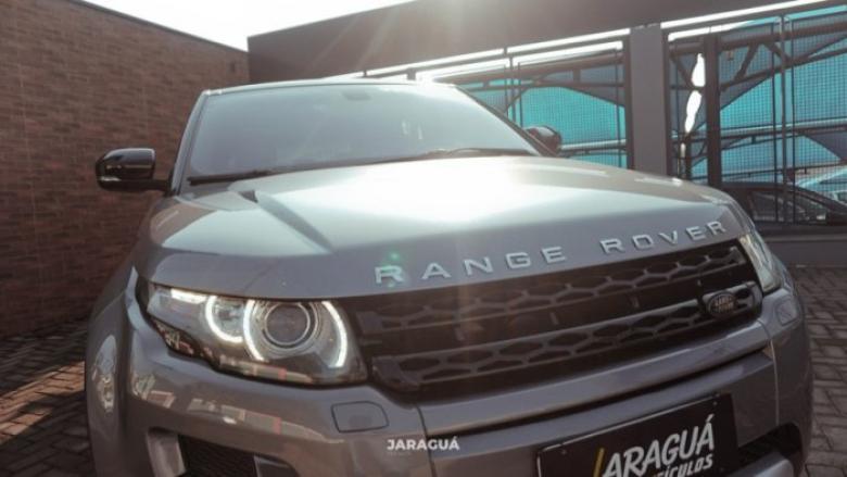 LAND ROVER Range Rover Evoque 2.0 16V 4P 4WD DYNAMIC AUTOMÁTICO, Foto 4