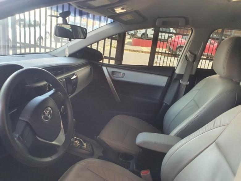 TOYOTA Corolla 1.8 16V 4P GLI FLEX AUTOMÁTICO, Foto 4