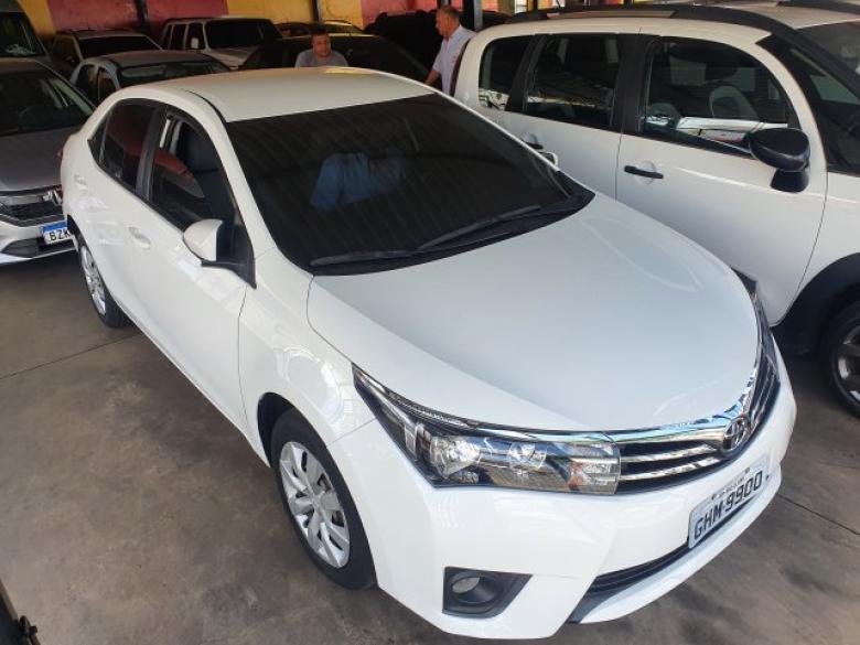 TOYOTA Corolla 1.8 16V 4P GLI FLEX AUTOMÁTICO, Foto 1