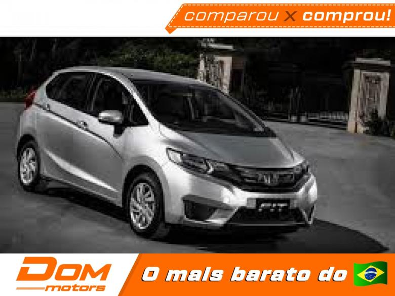 HONDA Fit 1.5 16V 4P LX FLEX AUTOMÁTICO, Foto 1