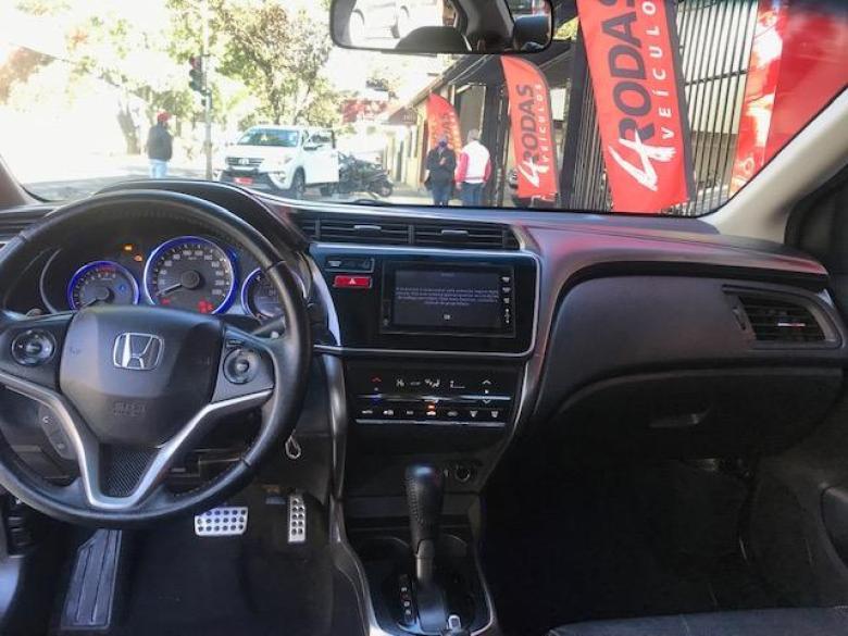 HONDA City 1.5 16V 4P EXL FLEX AUTOMÁTICO, Foto 6