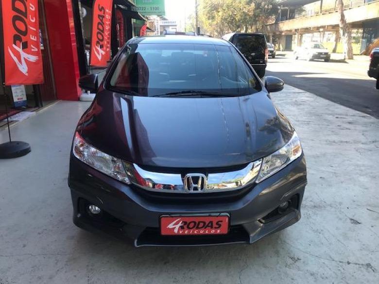 HONDA City 1.5 16V 4P EXL FLEX AUTOMÁTICO, Foto 3