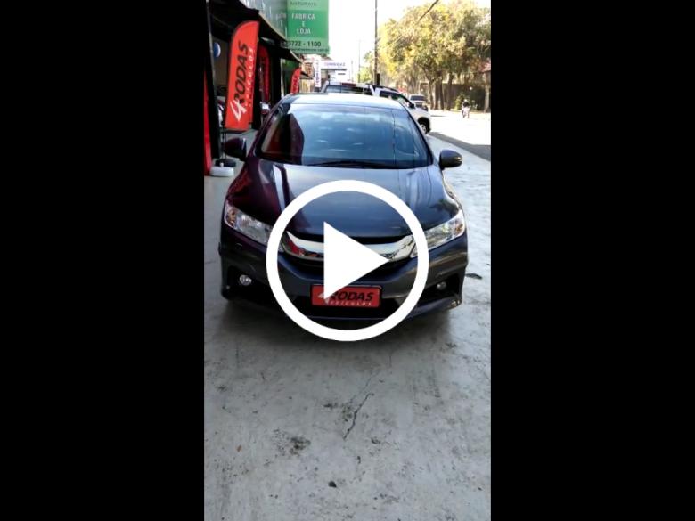 HONDA City 1.5 16V 4P EXL FLEX AUTOMÁTICO, Foto 2