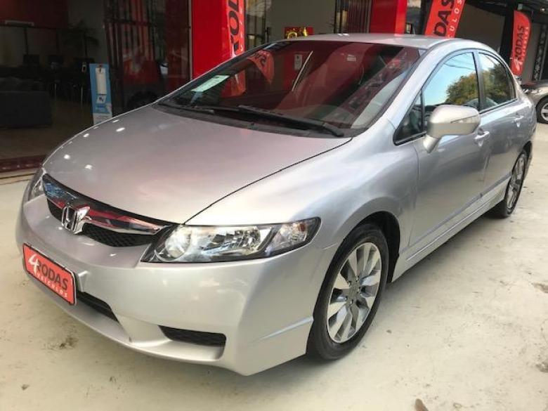 HONDA Civic 1.8 16V 4P FLEX LXL SE AUTOMÁTICO, Foto 1