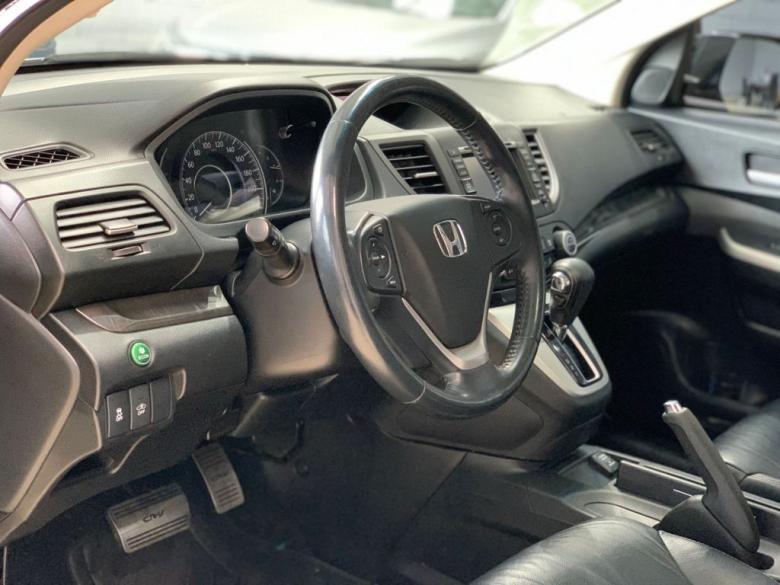 HONDA CRV 2.0 16V 4P EXL FLEX 4WD AUTOMÁTICO, Foto 7