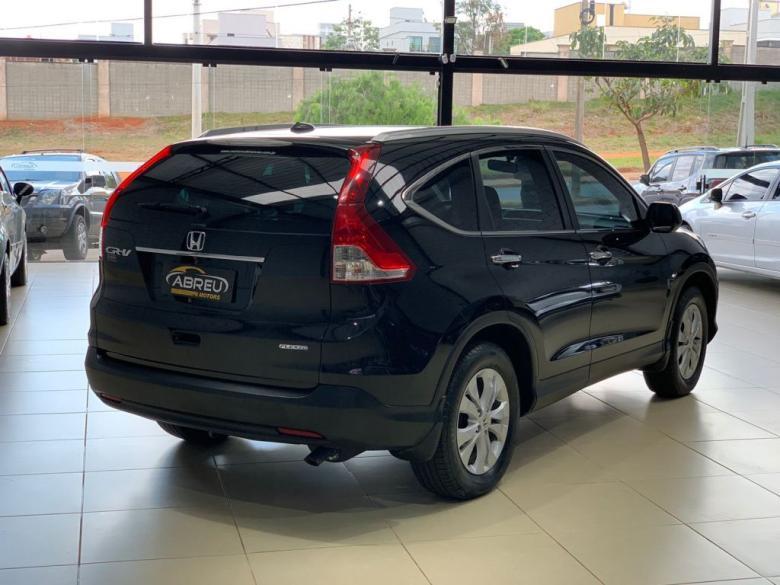HONDA CRV 2.0 16V 4P EXL FLEX 4WD AUTOMÁTICO, Foto 2