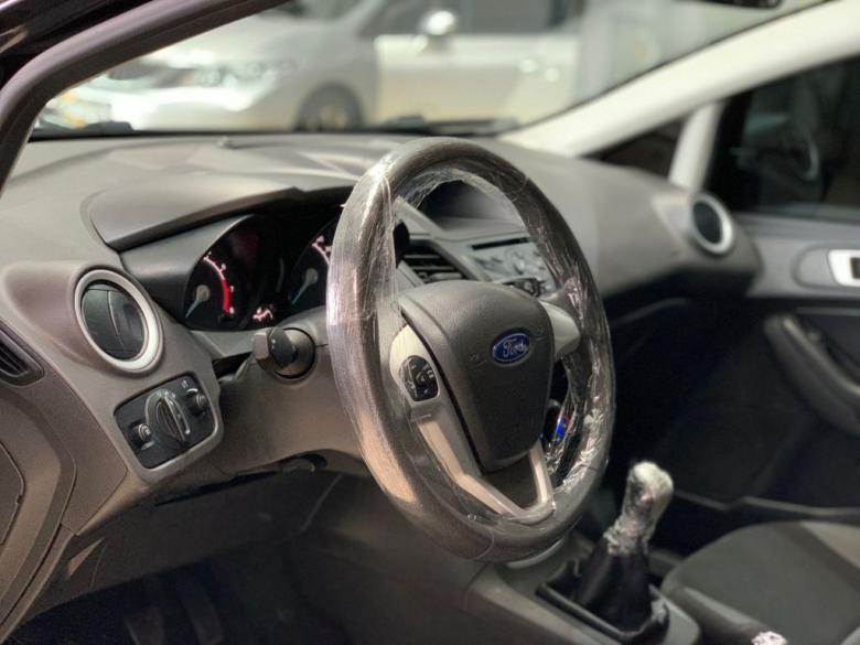 FORD Fiesta Hatch 1.6 16V 4P SEL STYLE FLEX, Foto 5