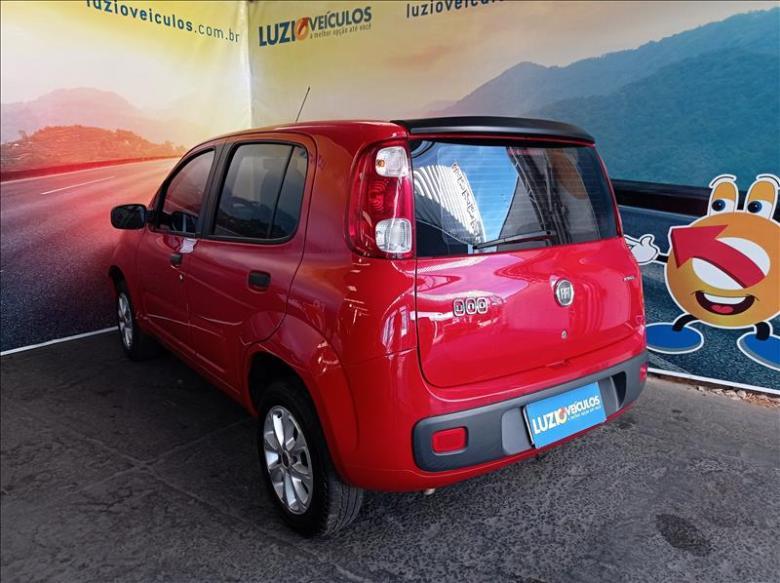 FIAT Uno 1.0 4P EVO VIVACE CELEBRATION FLEX, Foto 4
