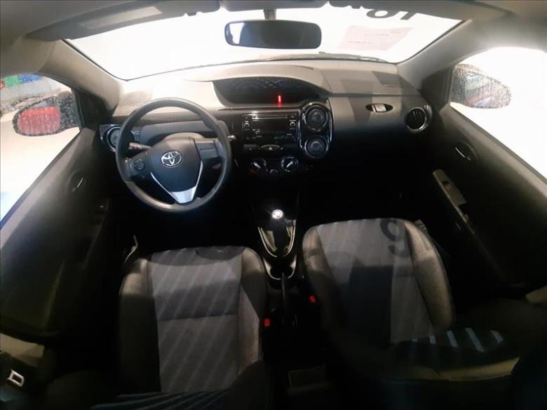 TOYOTA Etios Hatch 1.5 16V 4P FLEX XS, Foto 11