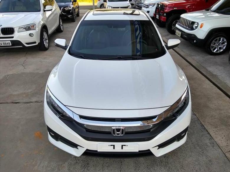 HONDA Civic 2.0 16V 4P EXL FLEX  AUTOMÁTICO CVT, Foto 4