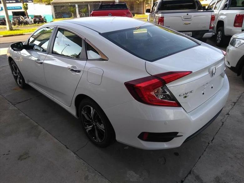HONDA Civic 2.0 16V 4P EX FLEX  AUTOMÁTICO CVT, Foto 4