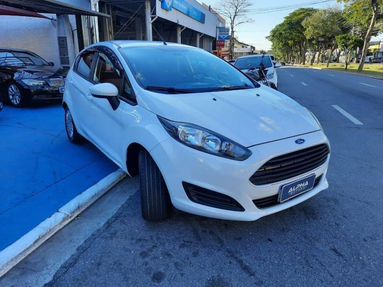 FORD Fiesta Hatch 1.5 16V 4P S FLEX, Foto 10