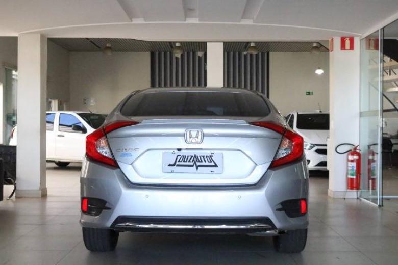 HONDA Civic 2.0 16V 4P SPORT FLEX  AUTOMÁTICO CVT, Foto 4