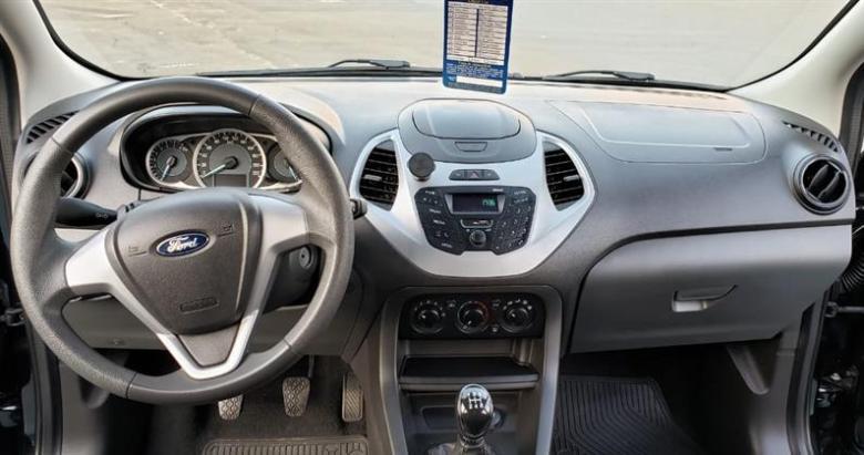 FORD Ka Hatch 1.0 12V 4P TI-VCT SE PLUS FLEX, Foto 9