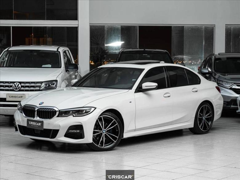 BMW 320I 2.0 16V 4P TURBO M SPORT AUTOMÁTICO, Foto 4
