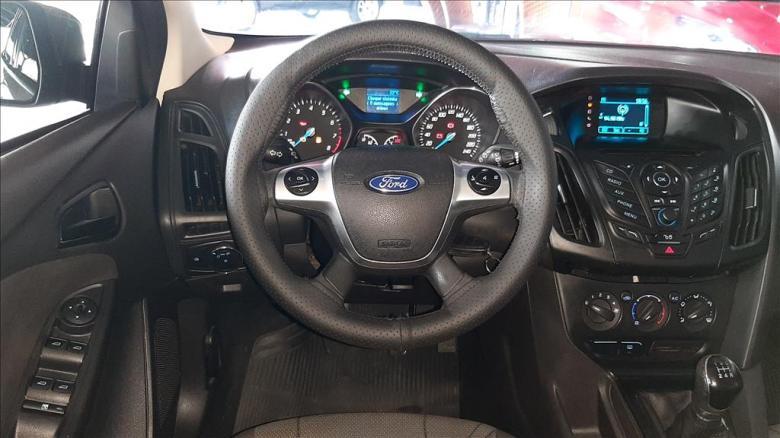 FORD Focus Hatch 1.6 16V 4P FLEX S, Foto 8