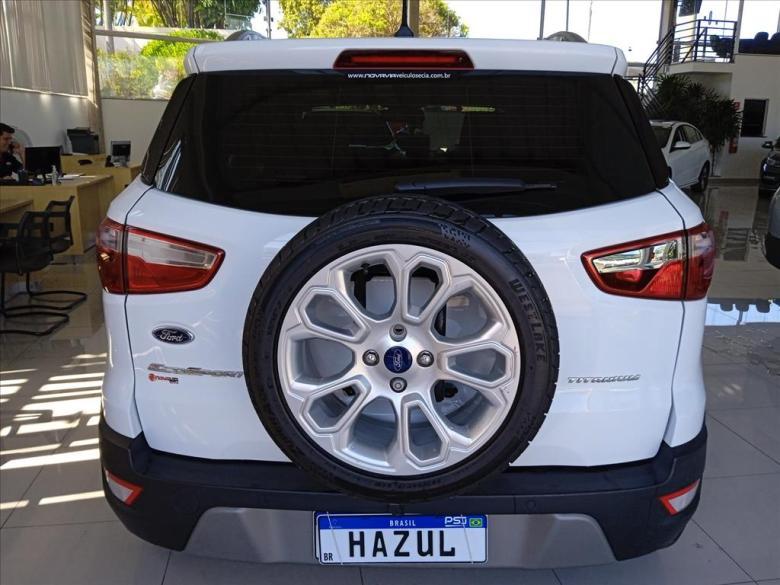 FORD Ecosport 2.0 16V 4P FLEX TITANIUM POWERSHIFT AUTOMÁTICO, Foto 6