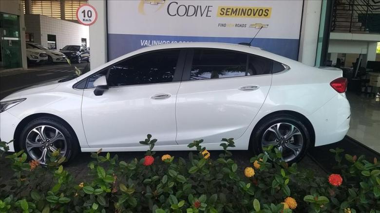 CHEVROLET Cruze Sedan 1.4 4P FLEX PREMIER AUTOMÁTICO, Foto 7