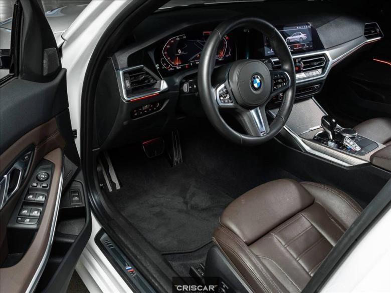 BMW 320I 2.0 16V 4P TURBO M SPORT AUTOMÁTICO, Foto 10
