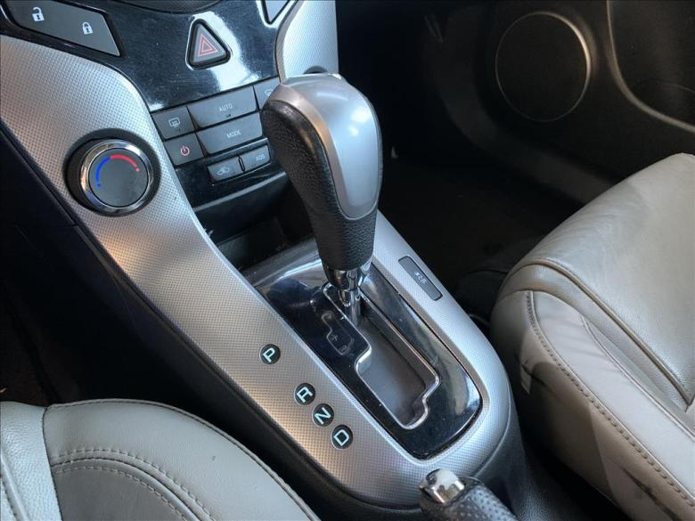 CHEVROLET Cruze Sedan 1.8 16V 4P LTZ ECOTEC FLEX AUTOMÁTICO, Foto 11